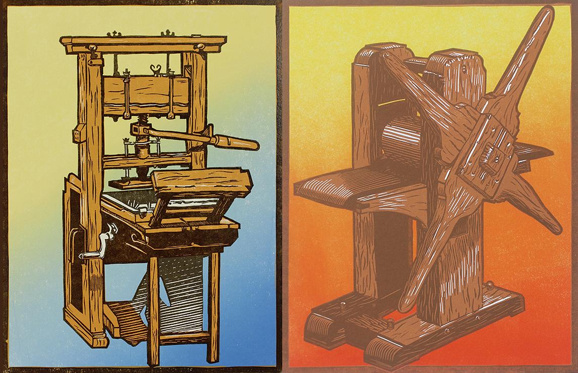 two presses